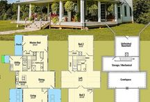Cottage layouts