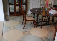 Painted floors / by Beverly Clemmer