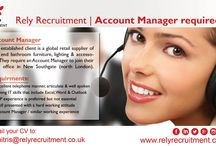 Rely Recruitment / Rely Recruitments latest jobs, news and information