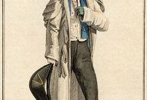 1800-1840 men's fashion