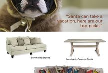 Home Decor Wish List / Luxury home furnishings by famous makers. http://www.goodshomefurnishings.com  Visit Good's Home Furnishings in Charlotte NC or online for the largest selection of names you know and trust like Bernhardt Furniture, Hooker Furniture, Sam Moore and a large selection of Leather Sofas by Bradington Young. Bedroom Furniture, Dining Rooms and more. Furniture Outlet Shopping and Custom Orders.   / by Good's Home Furnishings