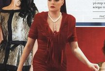 """""""Elizabeth Taylor"""" Collection featured @ Hello Mag Dec. 2013 / """"Elizabeth Taylor"""" Collection featured @ Hello Mag Dec. 2013 """"Elizabeth Taylor"""" Collection  by Pericles Kondylatos  Available @ : Vassilis Zoulias Boutique: Ακαδημίας 4, Κολωνάκι (210 3389924)"""