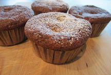 Vegane Kuchen und Muffins