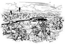 Mezolit - ilustracje