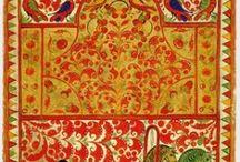 Пучужская роспись (Puchug)