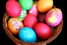 Easter / Todo los crafts y cosas bellas relacionadas con la Pascua