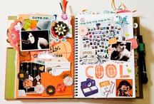 smash book /journaling