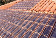 Napelemes tetőfedés