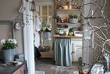 farmhouse style / by Crabapple Cottage