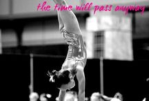Gymnastics / by Tyra Mefford