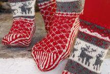 Socks / Knitting socks.