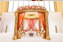 maharaja wedding / Maharajaとはラージャの中で強盛なもので「大王」の意味