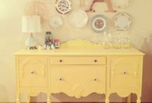 Antiques to Refurbish / Mom's antiques / by Doris Stroud Smith