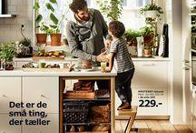 IKEA katalog 2016 / Vi inviterer til snigpremiere på det nye IKEA katalog 2016, som udkommer til august. Hvis du klikker på billederne for 2016, kan du stadig se kataloget for 2015.  / by IKEA DANMARK