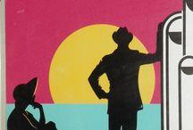 WOODY VONDRACEK / Loved Woody's art-deco work for years!