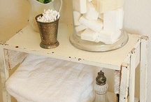 Bathroom Ideas / by Candace Mixon