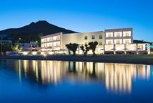 Patmos Aktis Suites & Spa, 5 Stars luxury hotel in Grikos, Offers, Reviews