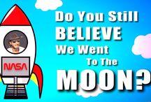 NASA & THE ASTRONOTS