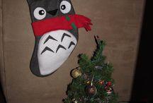 Totoro / Seje ting med totoro