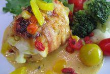 Kana ja broilerruuat