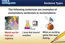 Secular Writing / homeschool writing