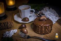 Chocoholic - die besten Rezepte mit Schokolade / Schokolade in allen Formen: Schokokuchen, Schoko-Brownies, Schoko-Desserts, Schokoladentrüffel und vieles mehr