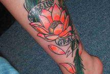 Tattoos / by Ashley Moffatt