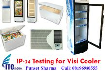 IP 24 Testing for Visi Cooler / Get IP 24 Testing Report for LED Lights If you're Buyers Demanding for IP 24 Testing– Contact Now! Mr. Puneet Sharma Call: 08196980555 Email: ITCIndiaOne@Gmail.Com
