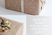 It's a wrap / by Audrey McKean
