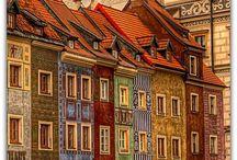 miasta Poland