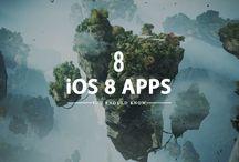 iOS8 stuff / by Helen Ivory
