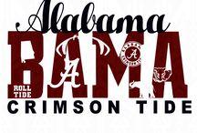 Sports in Alabama - #BAMA