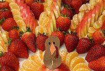 Thanksgiving / by Jenni Parfait
