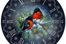 ÓRÁK (clocks)