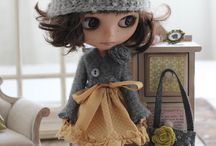 Blythe dolls / by Patricia McKenna