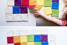 quilting / by Candye Bisbee