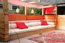 jardin -porche