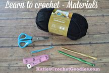 Learn to Crochet Series