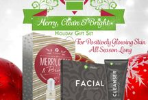 Holiday Gift Sets / Health, Diet, Natural Supplements and Body Contouring