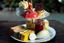 Afternoon Tea / Some ideas for a perfect afternoon tea