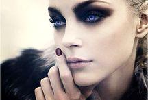 Photoshoot make up