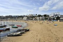 Places to go in Thanet / Places to go in Margate, Broadstairs and Ramsgate - The Isle of Thanet, on the east Kent Coast, England, UK