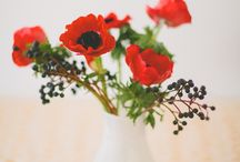 Flower arrangements / Beautiful floral inspiration