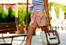 Classy wardrobe
