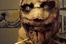 Halloween horrific