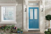 Front Doors / Our wide range of exterior doors are a great way to show your home's personality. With quality craftsmanship and on-trend styles and colours, your front door has never looked so good.