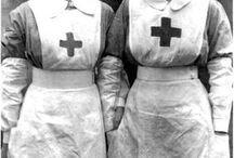 WW1 Costumes for Much Hadham Forge Museum