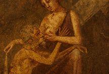romana charitas / referência para caridade romana