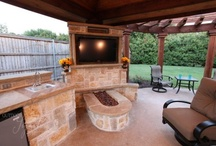 outdoor living / by Cindy Florence