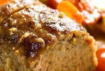Polpettone di pane e prosciutto cotto